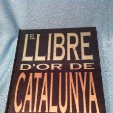 Libros antiguos: EL LLIBRE D'OR DE CATALUNYA. UN SEGLE EN IMATGES. EL PERIÓDICO. AÑO 1996. COMPLETÍSIMO.. Lote 50230155