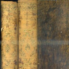 Libros antiguos: MAYNE REID : AVENTURAS DE MAR Y TIERRA (GASPAR Y ROIG, 1870/74) DOS TOMOS. Lote 50236453