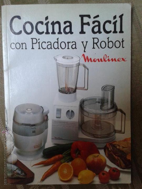 Libros De Cocina Cocina Facil Picadora Y Robo Vendido En Venta