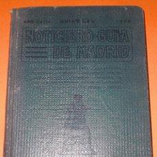 Libros antiguos: NOTICIERO GUIA DE MADRID 1935. Lote 50254086