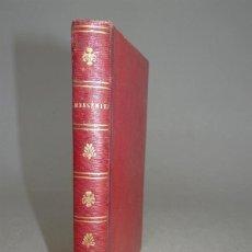 Libros antiguos: 1824 - CASIMIR DELAVIGNE - MESSENIENNES ET POESIES DIVERSES - GRABADOS DE DEVERIA. Lote 50267293