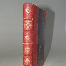 Libros antiguos: 1880 - POESIAS DIVERSAS DE DESFORGES-MAILLARD - ILUSTRADO. Lote 50267564