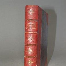 Libros antiguos: 1879 - POESIAS Y OBRAS DIVERSAS DEL CABALLERO ANTOINE BERTIN - ILUSTRADO. Lote 50267635