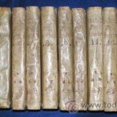 Libros antiguos: PLUCHE, ABAD M.-ESPECTACULO DE LA NATURALEZA. JOACHIN IBARRA 1756-58. 16 VOLS. 207 LÁMINAS GRABADAS. Lote 50272226