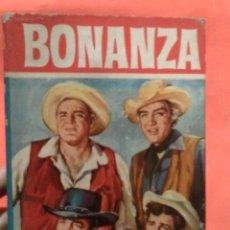Libros antiguos: LIBRO BONANZA REVUELTA EN VIRGINIA CITY. Lote 50275054