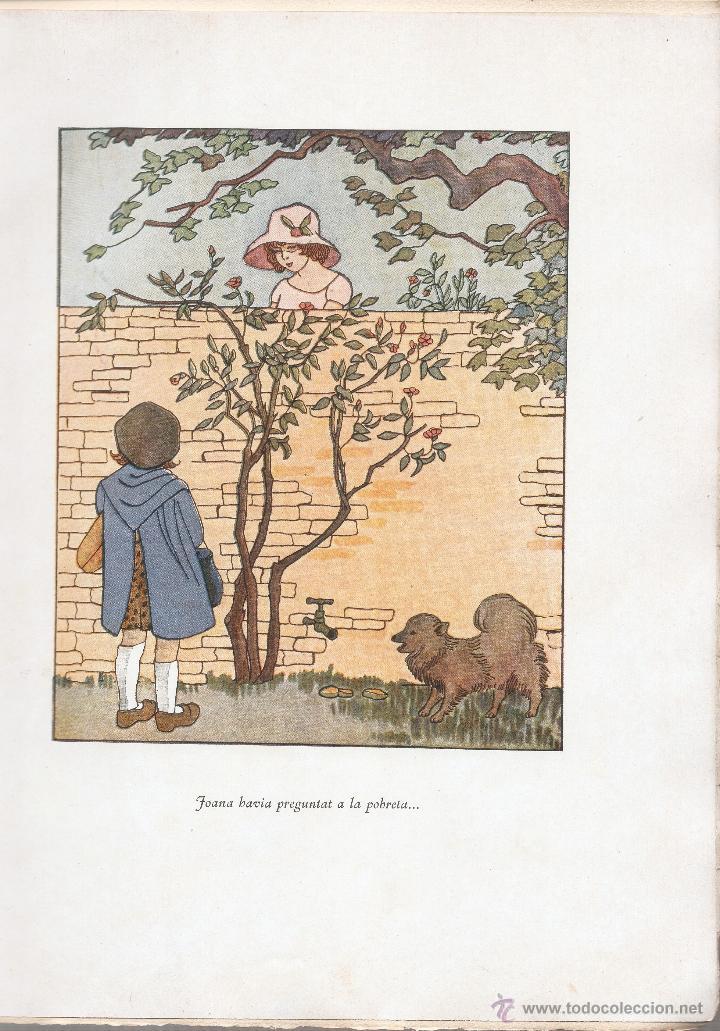 Libros antiguos: EL BON DÉU ENTRE ELS INFANTS - FRANCIS JAMMES - F. CAMPS CALMET - TÁRREGA 1936 - EN CATALÁN. - Foto 2 - 50307904