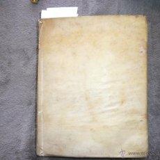 Libros antiguos: DIVI THOMAE AQUINANTIS DOCTORIS ANGELICI. TOMUS DECIMUSSEPTIMUS VENETIIS MDCCLIII AÑO 1753. Lote 50309687