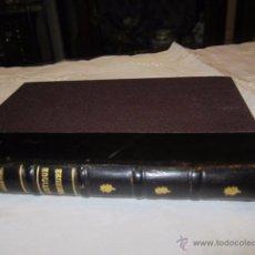 Libros antiguos: - BALISTIQUE INTÉRIEURE - POR J. OTTENHEIMER. EDICIÓN 1926. COLECCIÓN ARMAND COLIN.. Lote 50333333