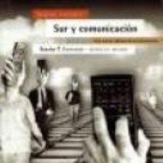 Libros antiguos: SUR Y COMUNICACIÓN : UNA NUEVA CULTURA DE LA COMUNICACIÓN (ANTRAZYT) DE MEDICUS MUNDI. Lote 50339990