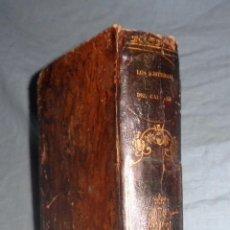 Libros antiguos: SIETE GENERACIONES DE VERDUGOS - AÑO 1863 - H.SANSON - GRABADOS DE EPOCA.. Lote 50357786