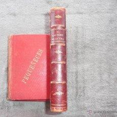 Libros antiguos: EL CALVARIO DE LA VIDA. LUÍS DE VAL 1920. ILUSTRACIONES SERIÑÁ.. Lote 50363036