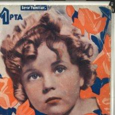 Livros antigos: NUESTRA HIJITA. SHIRLEY TEMPLE. 1935. Lote 194151166