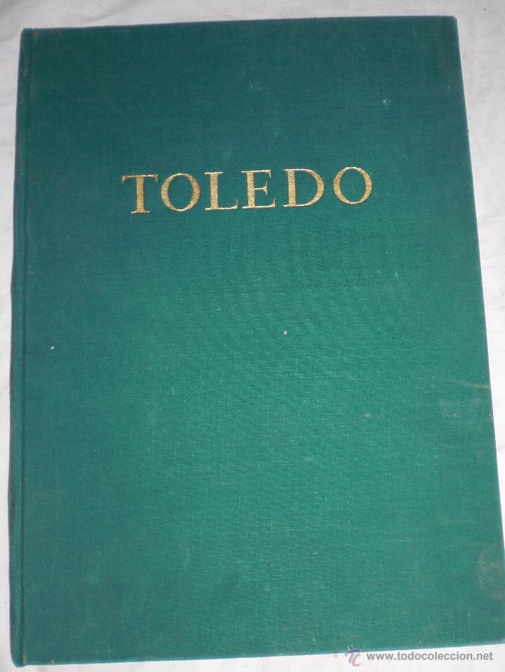 LIBRO 200 LAMINAS DE TOLEDO AÑOS 30 (Libros Antiguos, Raros y Curiosos - Bellas artes, ocio y coleccionismo - Otros)
