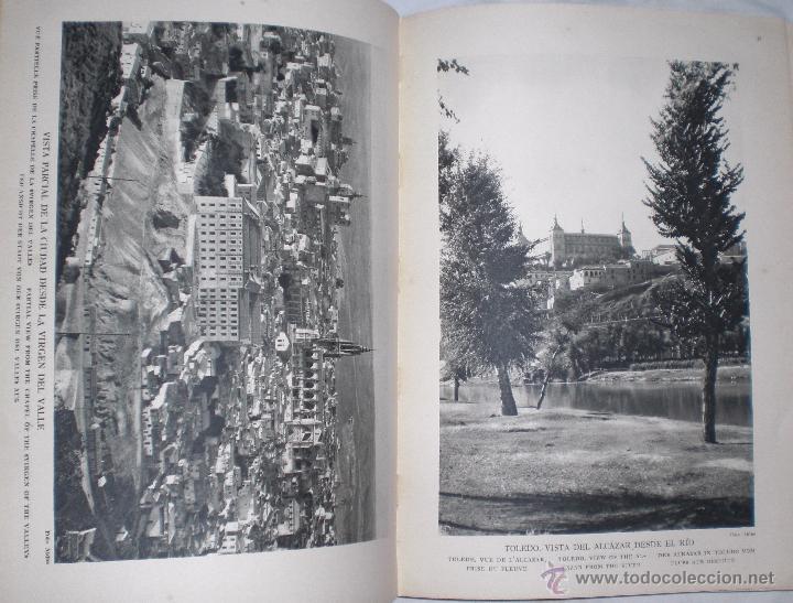 Libros antiguos: Libro 200 laminas de Toledo años 30 - Foto 3 - 50411706