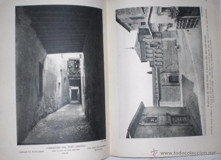 Libros antiguos: Libro 200 laminas de Toledo años 30 - Foto 4 - 50411706
