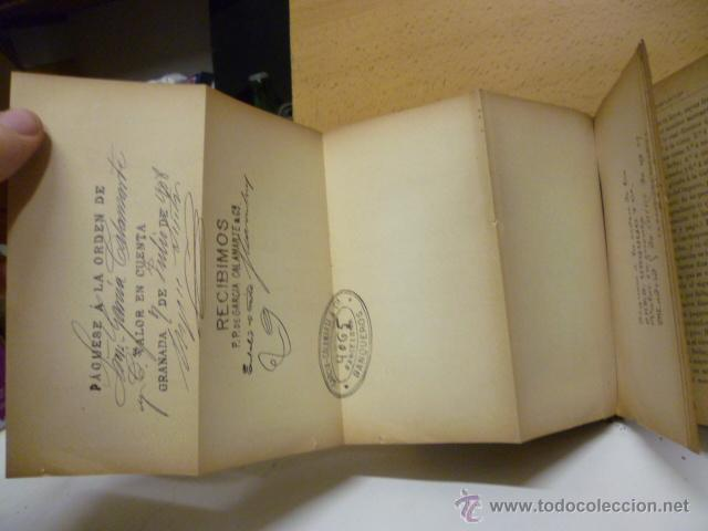 Libros antiguos: DOCUMENTOS MERCANTILES. FRANCISCO GRAU GRANELL. MANUALES SOLER - Foto 12 - 50431679