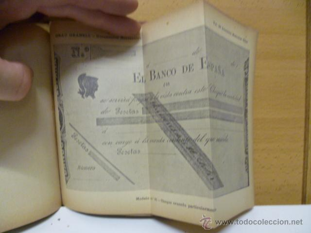 Libros antiguos: DOCUMENTOS MERCANTILES. FRANCISCO GRAU GRANELL. MANUALES SOLER - Foto 15 - 50431679