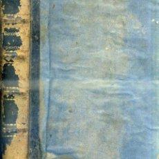 Libros antiguos: ALTADILL : BARCELONA Y SUS MISTERIOS TOMO I - CON MAGNÍFICAS CROMOLITOGRAFÍAS. Lote 50441591