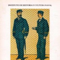 Libros antiguos: CUADERNO MONOGRAFICO INSTITUTO HISTORIA Y CULTURA NAVAL: MAQUINISTAS DE LA ARMADA (1850-1990.. Lote 50454359