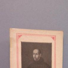 Libros antiguos: 1929.- VIDA DE SAN JUAN DE DIOS. LUCIANO DEL POZO. Lote 50500636
