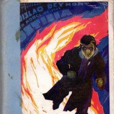 Libros antiguos: JUSTICIA, LADISLAO REYMONT, 1930, CERVANTES ED. Lote 50506202
