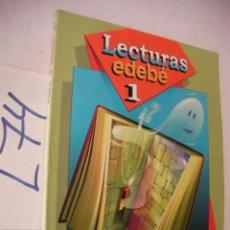 Libros antiguos: LECTURAS 1. Lote 50573876