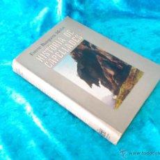 Libros antiguos: HISTORIA DE CAPELLADES, ESTEVE BUSQUETS I MOLAS 1972. Lote 50577316