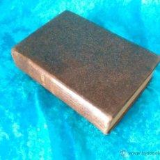 Alte Bücher - LA SANTA BIBLIA, ANTIGUO Y NUEVO TESTAMENTO, CIPRIANO DE VALERA 1869 - 49486596