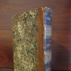 Libros antiguos: 1827 DICCIONARIO GEOGRÁFICO ESTADÍSTICO ESPAÑA Y PORTUGAL. SEBASTIÁN MIÑANO. TOMO VI. Lote 50599995