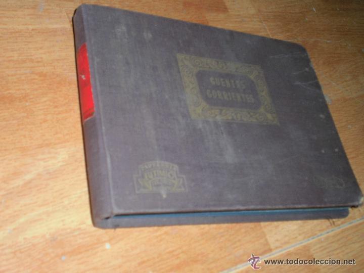 LIBRO ANTIGUO MANUSCRITO CONTABLE DE ALICANTE (Libros Antiguos, Raros y Curiosos - Ciencias, Manuales y Oficios - Otros)