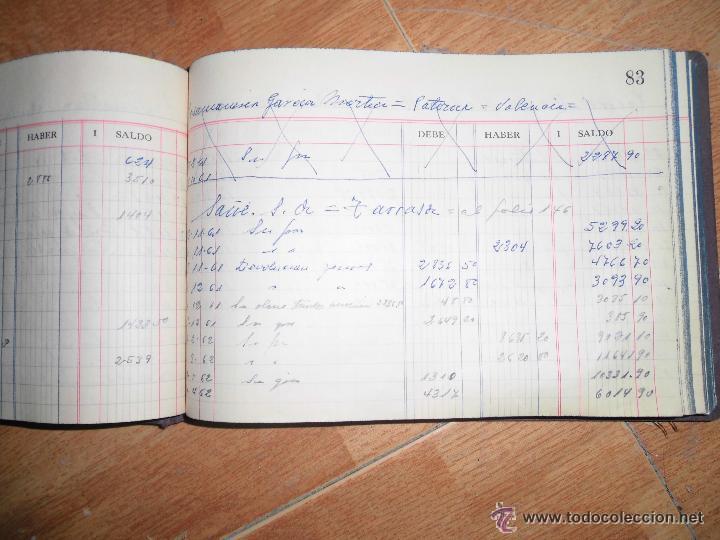 Libros antiguos: libro antiguo manuscrito contable de alicante - Foto 2 - 50656087