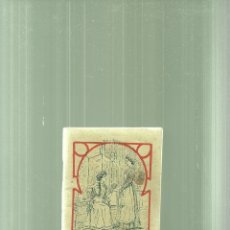 Libros antiguos: 1601.- LIBRITO DE LA BUENA COCINA OFRECIDO GRACIOSAMENTE A SU CLIENTELA POR LA COMPAÑIA LIEBIG. Lote 50695929