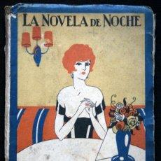 Libros antiguos: LA DAMA DEL PALAIS - BELDA, JOAQUIN .- 1925 - ILUSTRADO POR IZQUIERDO DURAN. Lote 50696026