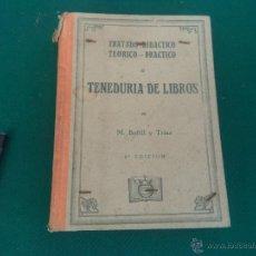 Livres anciens: TRATADO DIDACTICO. Lote 50702063