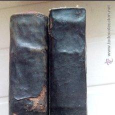 Libros antiguos: 2 TOMOS DE LA REVISTA QUINCENAL RELIGIOSA MISTICA-EL ROSAL FLORIDO. Lote 50714629