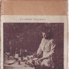Libros antiguos: COUSIN, J.A.P: VOYAGES GASTRONOMIQUES AU PAYS DE FRANCE. 1925. Lote 50719059