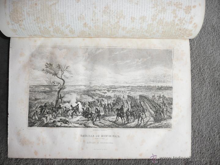 Libros antiguos: HISTORIA GENERAL DE FRANCIA. TOMO III, 1854. LA RESTAURACIÓN. A. LAMARTINE LIBRERIA ESPAÑOLA . BCN - Foto 5 - 50725982