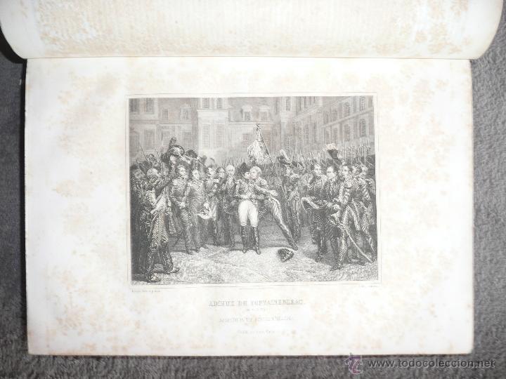 Libros antiguos: HISTORIA GENERAL DE FRANCIA. TOMO III, 1854. LA RESTAURACIÓN. A. LAMARTINE LIBRERIA ESPAÑOLA . BCN - Foto 7 - 50725982