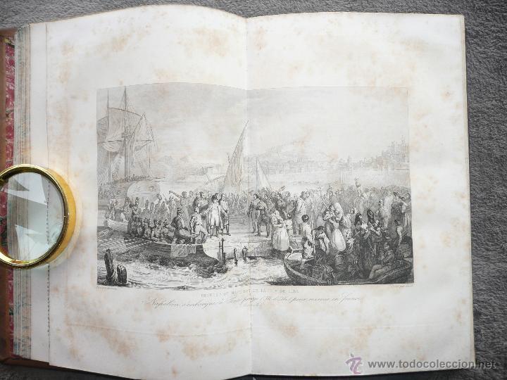 Libros antiguos: HISTORIA GENERAL DE FRANCIA. TOMO III, 1854. LA RESTAURACIÓN. A. LAMARTINE LIBRERIA ESPAÑOLA . BCN - Foto 9 - 50725982