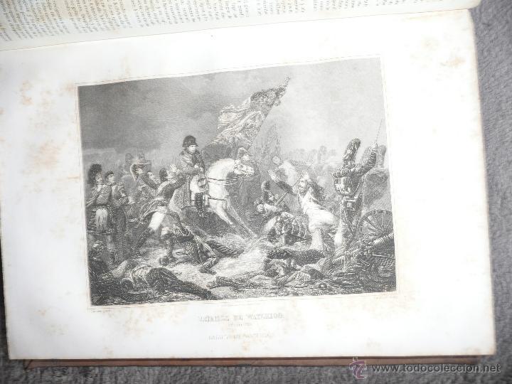 Libros antiguos: HISTORIA GENERAL DE FRANCIA. TOMO III, 1854. LA RESTAURACIÓN. A. LAMARTINE LIBRERIA ESPAÑOLA . BCN - Foto 10 - 50725982