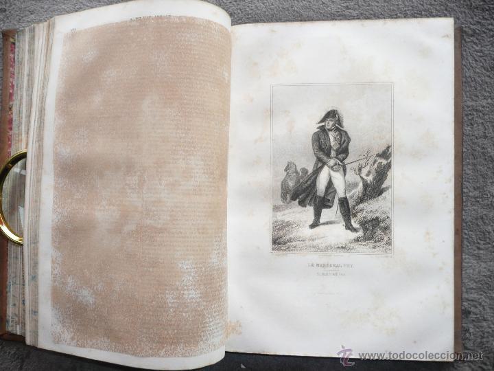 Libros antiguos: HISTORIA GENERAL DE FRANCIA. TOMO III, 1854. LA RESTAURACIÓN. A. LAMARTINE LIBRERIA ESPAÑOLA . BCN - Foto 11 - 50725982
