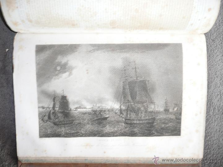 Libros antiguos: HISTORIA GENERAL DE FRANCIA. TOMO III, 1854. LA RESTAURACIÓN. A. LAMARTINE LIBRERIA ESPAÑOLA . BCN - Foto 12 - 50725982