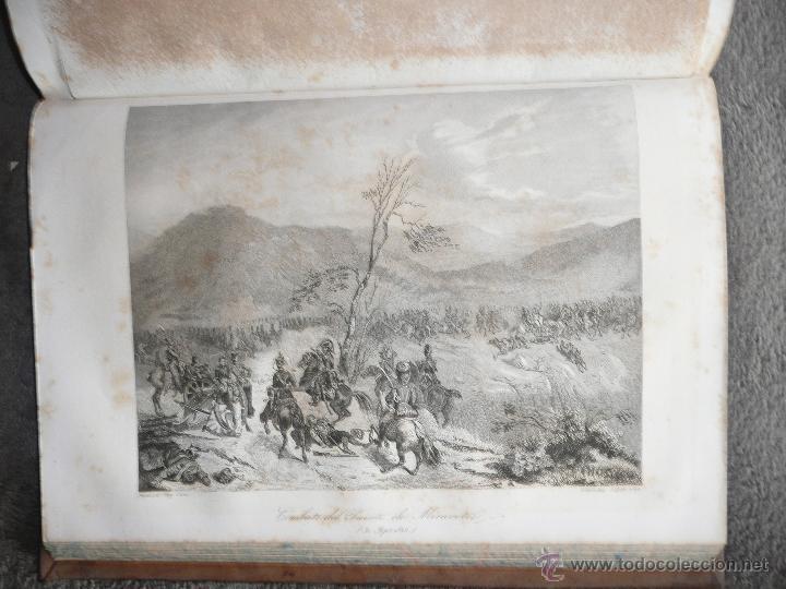 Libros antiguos: HISTORIA GENERAL DE FRANCIA. TOMO III, 1854. LA RESTAURACIÓN. A. LAMARTINE LIBRERIA ESPAÑOLA . BCN - Foto 14 - 50725982