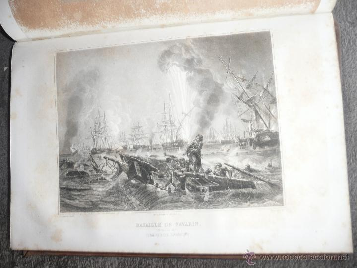 Libros antiguos: HISTORIA GENERAL DE FRANCIA. TOMO III, 1854. LA RESTAURACIÓN. A. LAMARTINE LIBRERIA ESPAÑOLA . BCN - Foto 17 - 50725982