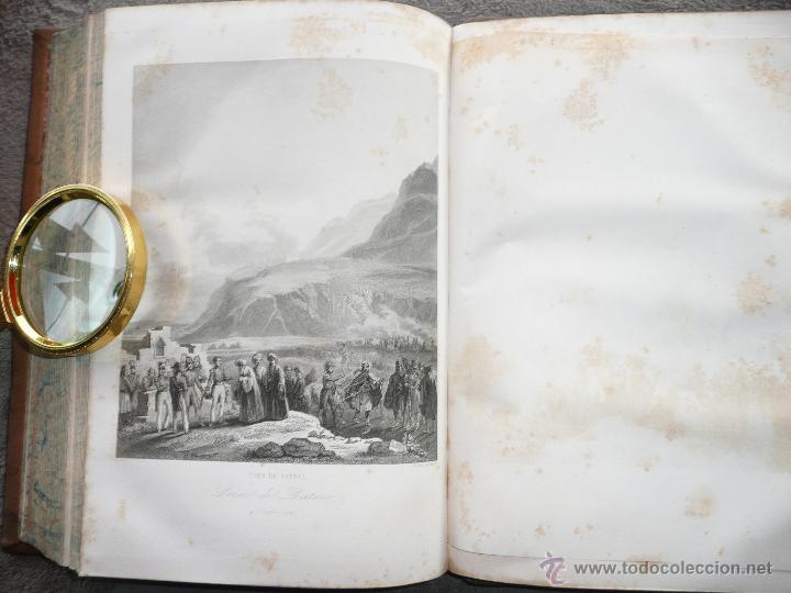 Libros antiguos: HISTORIA GENERAL DE FRANCIA. TOMO III, 1854. LA RESTAURACIÓN. A. LAMARTINE LIBRERIA ESPAÑOLA . BCN - Foto 18 - 50725982