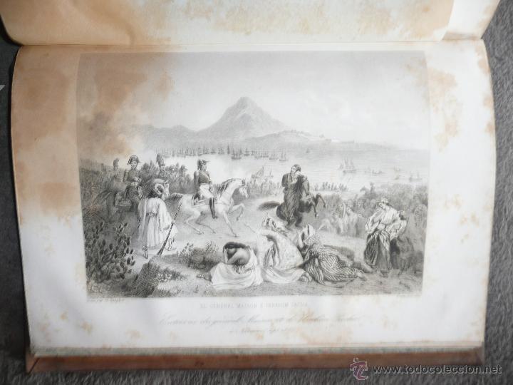 Libros antiguos: HISTORIA GENERAL DE FRANCIA. TOMO III, 1854. LA RESTAURACIÓN. A. LAMARTINE LIBRERIA ESPAÑOLA . BCN - Foto 19 - 50725982