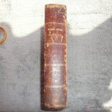 Libros antiguos - HISTÓRIA GENERAL DE FRANCIA.TOMO I . H. FRANCESES. TEÓFILO LAVALLEE. H.REVOL.FRANCESA, THIERS 1853 - 50731047