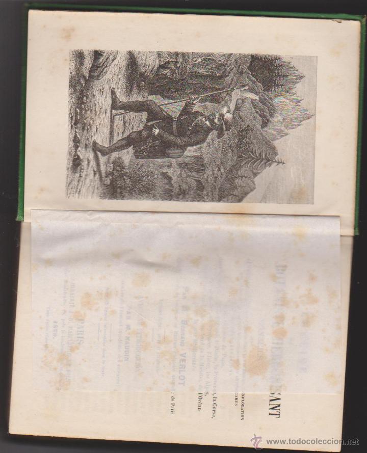 Libros antiguos: Guide du Botaniste Herborisant. B. Yerlot. Paris 1879. - Foto 3 - 50739188