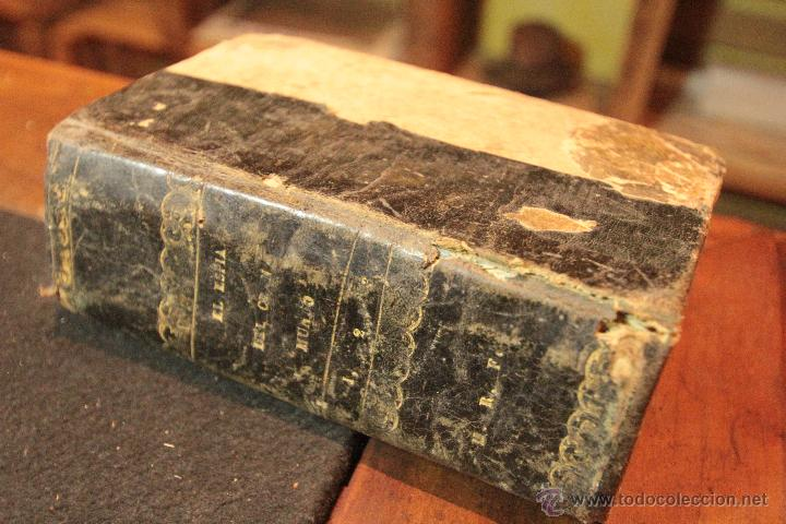 Libros antiguos: El espia del gran mundo H. DE SAINT GEORGES, 3 TOMOS EN 1, 1858, IMPRENTA LUIS GARCIA - - Foto 2 - 50747315