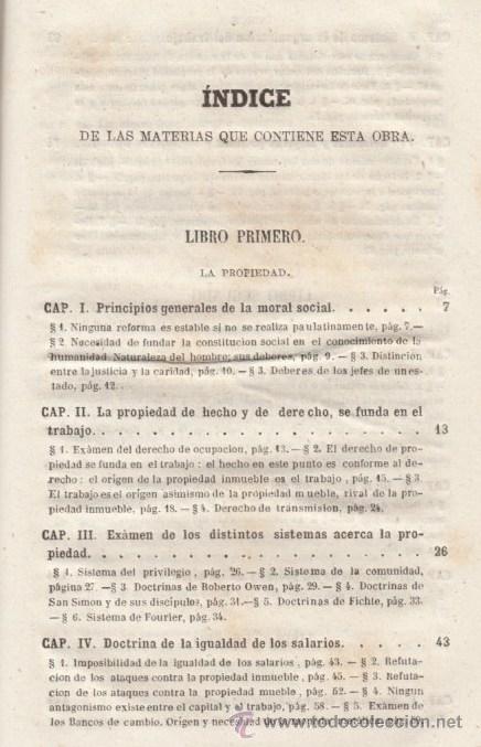 Libros antiguos: LA MORAL SOCIAL O DEBERES DEL ESTADO Y LOS CIUDADANOS ADOLFO GARNIER ED IMPRENTA DE LUIS TASO 1858 - Foto 9 - 50755423